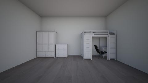 1123 - Modern - Kids room  - by Susanaaaa