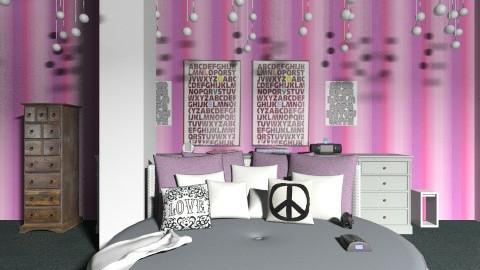 Dormitorio Purpure - Modern - Bedroom - by Maade