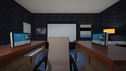 gamer room  - Modern - Bedroom  - by ibdesignclass