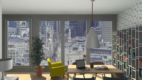 study - Office  - by AngelaBujanovic