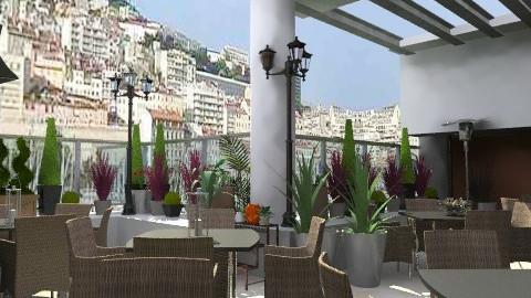 resto à  Marseille - Eclectic - Garden  - by Marcus little