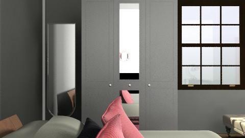 Susan - Vintage - Bedroom  - by susieabsque
