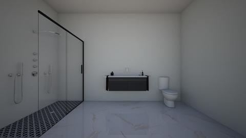 Leilah - Bathroom  - by interiordesigngs