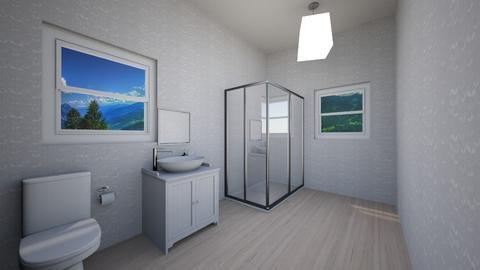Bathroom - Bathroom  - by Harpyflower