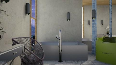 CTWM Bathroom - Minimal - Bathroom  - by 3rdfloor