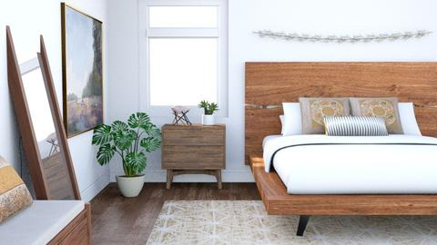 Hiro - Rustic - Bedroom  - by millerfam