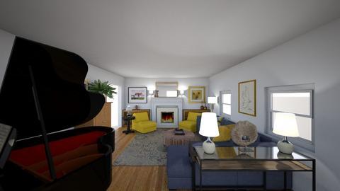 Margarita Livingroom - by loriuhland