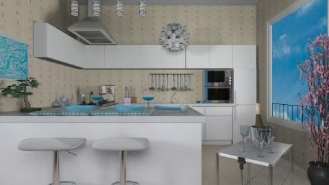 CucinaTamary - Modern - Kitchen  - by Luisy