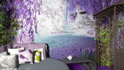purple daze 2 - Classic - by FRANKHAM