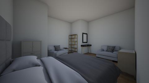 room - Bedroom  - by rachelmcbridee