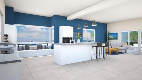 kitchen 1 - Classic - Kitchen  - by michael36251