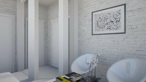NakagiCapsuleRoom004 - Modern - Bedroom  - by Ivana J