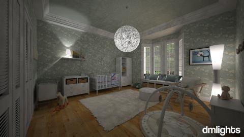 Remix test - Feminine - Kids room  - by DMLights-user-980441