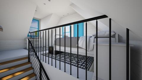 Farmhouse Loft 2 - Bedroom  - by SammyJPili