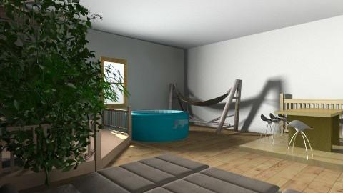 indoor garden  - Glamour - Garden - by libbylepord