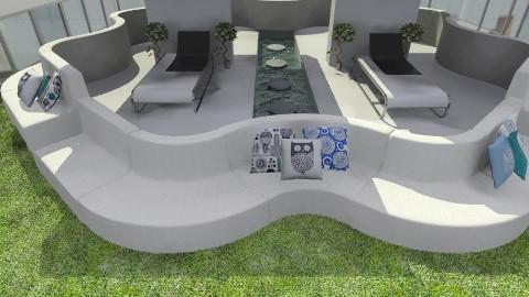 FutureGarden - Modern - Garden  - by StienAerts