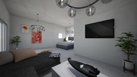 Contest3 - Bedroom  - by CASEY TOIVONEN