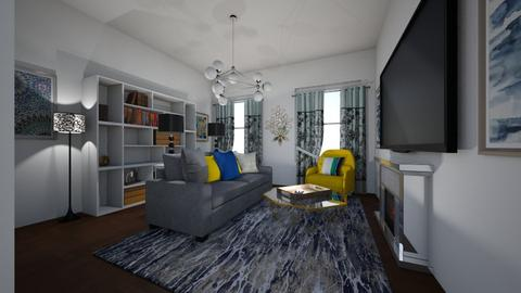 russian room design - Living room  - by 0955506