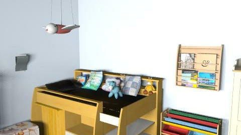 Cili76 - Classic - Kids room  - by Vargn Nagy Ceclia