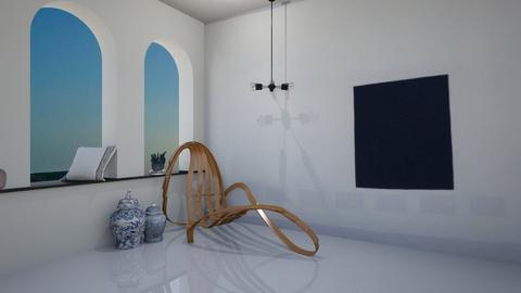 My Last Door O Keeffe - Living room - by helsewhi