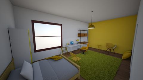 Lemon boi - Country - Bedroom  - by lemon boi