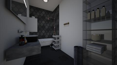 Room 2 - Bathroom  - by zali_stod123