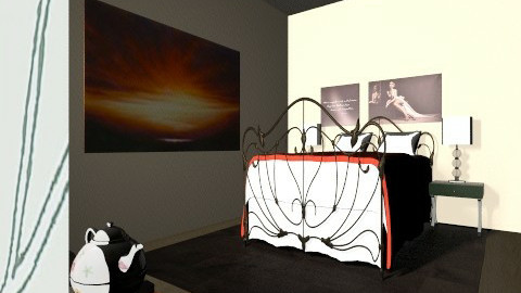 Muted Elegance - Eclectic - Bedroom - by crazyhippie