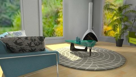 Norwegian Living - Rustic - Living room  - by Natalia15