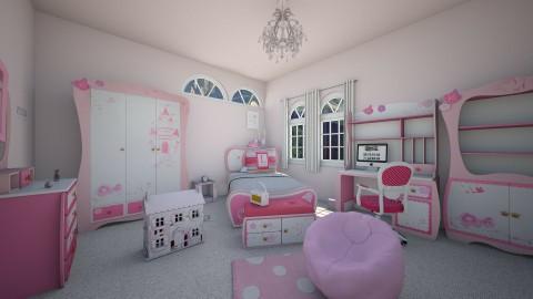 Tania 2 - Bedroom - by saraellex