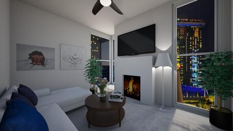 We Are Home - Modern - Living room  - by nkanyezi