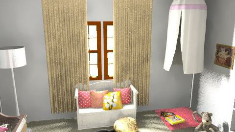 Abbey's Room - Eclectic - Kids room  - by Kellory