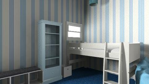 Otroska soba - Modern - Kids room  - by Luka Rejc