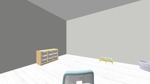 kids bedroom - by Lmellish