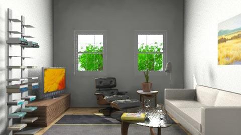 anton1 - Modern - Living room - by MoiraManning