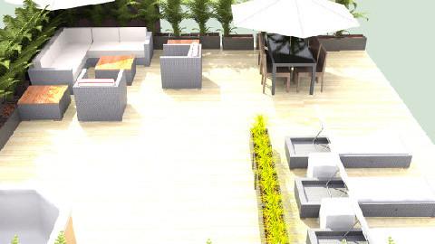 Artecity 501 Roof - Modern - Garden  - by bobbyberk
