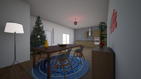 Chrismas - Modern - Living room  - by deleted_1606322529_Ambre_leon