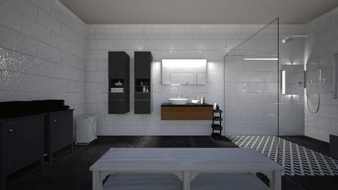Bathroom Design - Bathroom  - by Jashlyn Allen