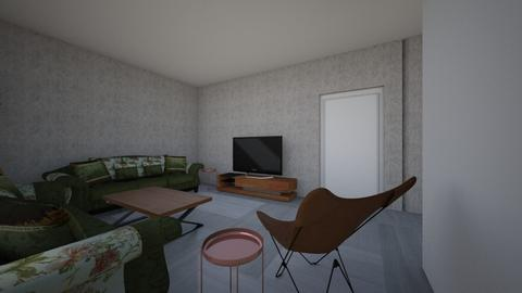 GH Cedre Living room 03 - Modern - Living room  - by hussamix