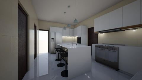 DIMGBA REF KITCHEN - Kitchen  - by jfx