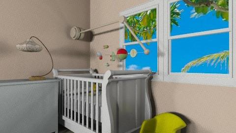 wonderland 1 - Eclectic - Kids room  - by misshazirah
