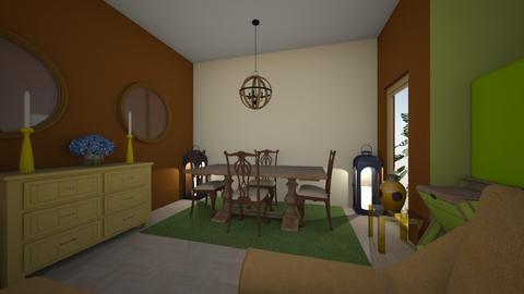 dokimastiko 8 - Living room  - by aaliki