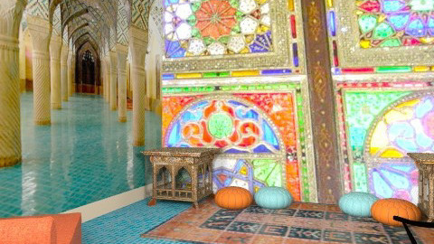 shiraz_iran live in - Eclectic - by faar70