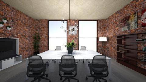 Old Factory Office - Office - by kasjdg