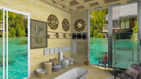 Bathroom Pic 4 - Minimal - Bathroom  - by annasashan610