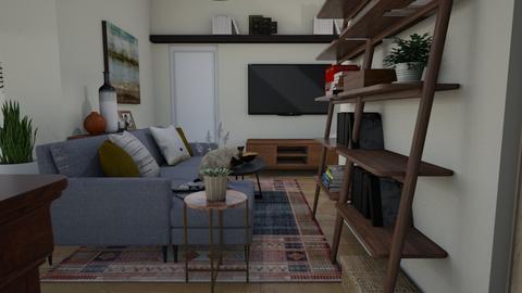 WZ Finaler Entwurf 10 - Living room  - by Pris_Frauenzimmer