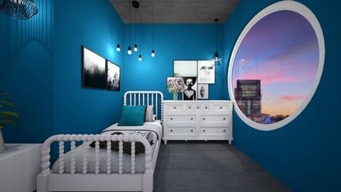 Cozy nyc - Modern - Bedroom - by kiki1209