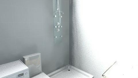 Future Bathroom - Classic - Bathroom - by IamMarin94