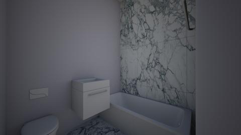 wc design - Modern - Bathroom  - by interiordesigns4ever