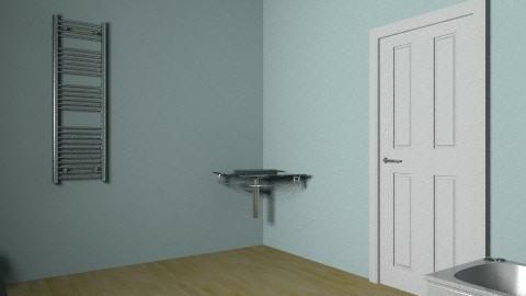 Bathroom 1 - Minimal - Bathroom  - by popso3144