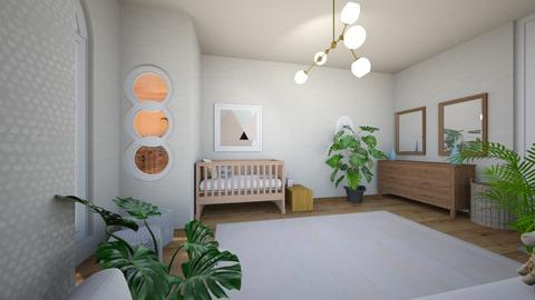 nursery - Minimal - Kids room  - by maya00